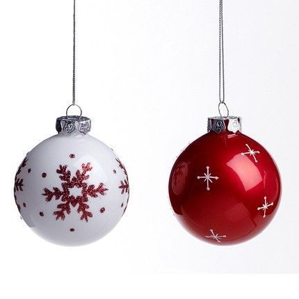 Jolies boules de no l 2 for Boule de noel plastique a decorer