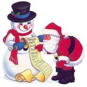 Clipart Gratuit De Noel