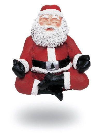 """Père Noel """"Zen"""""""