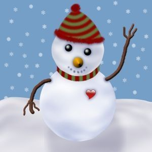 Images bonhomme de neige pictures to pin on pinterest - Pinterest bonhomme de neige ...